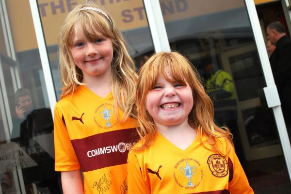 motherwell fc fans